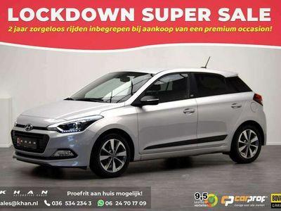 tweedehands Hyundai i20 1.0 T-GDI Premium NAVI   CAMERA etc.