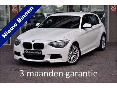 tweedehands BMW 116 116 i M-Pakket / 1e eigenaar / Dealer ond. / Keyles