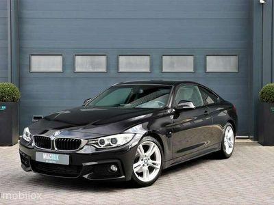 tweedehands BMW 420 420 Coupé i M-sport |dealer| High Executive