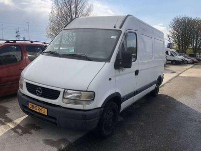 tweedehands Opel Movano 2.5DTI EURO3 3.3T L2H2
