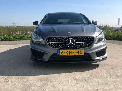 tweedehands Mercedes CLA200 schadevrij in topstaat