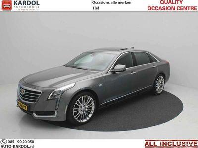 tweedehands Cadillac CT6 3.0 V6 AWD Luxury | Rijklaarprijs