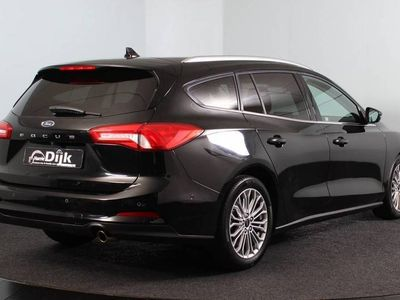 tweedehands Ford Focus Wagon 1.0 EcoBoost Titanium Business | Automaat |