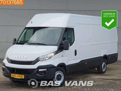 tweedehands Iveco Daily 35S14 140PK L3H2 Euro6 Airco L3H2 16m3 Airco