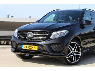 tweedehands Mercedes GLE350 4-Matic AMG Automaat