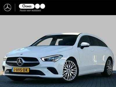 tweedehands Mercedes 220 CLA-KLASSE Shooting BrakeAdvantage Progressive   Sfeerverlichting   LED  