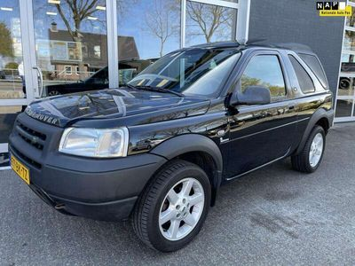 tweedehands Land Rover Freelander Hardback 2.0 Td4 E Hard Top
