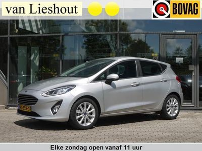tweedehands Ford Fiesta 1.0 EcoBoost Titanium *100 PK* Nav/Cruise/Lane-Assist