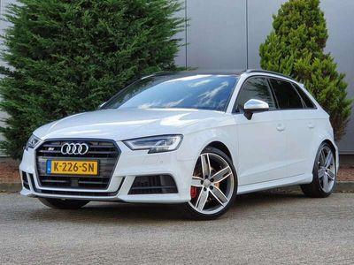 tweedehands Audi S3 Sportback 2.0 TFSI 300PK quattro*Panorama*Matrix*Z
