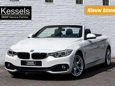 tweedehands BMW 428 4-serie iA High Exec. / Sport line / Keyless / Memory / M stuur