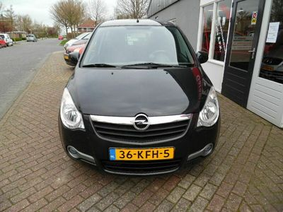 tweedehands Opel Agila 1.2 16v 63kw enjoy