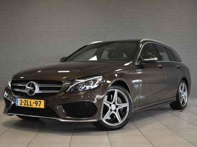 tweedehands Mercedes 250 C-Klasse EstateCDI Prestige | 1e eig. | Έlectric. wegklapbare trekhaak | Navigatie | Dealer Onderhouden | Έlectric glazen panorama-dak | LED koplampen | Lederen bekleding | Stoelverwarming |