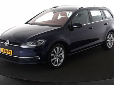 tweedehands VW Golf Variant 1.4 TSI Highline | 150PK | Active Info Display | L