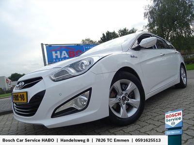 tweedehands Hyundai i40 1.6 GDI BLUE GO! EDITION ECC/CRUISE/NAV/CAMERA/KEYLESS-ENTRY/REGEN.SENS/PDC/TREKHAAK