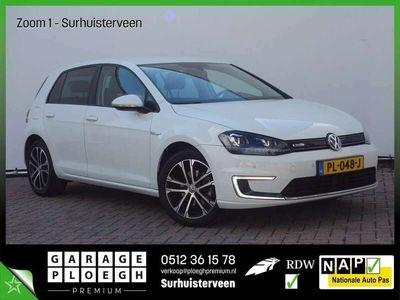 tweedehands VW Golf e-Golf Nav/Cam Leer+verw. PDC Ex-btw