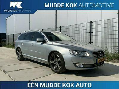 tweedehands Volvo V70 2.0 D4 Summum | Aut | Schuif/Kanteldak | Xenon | Navigatie | Trekhaak