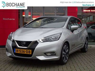 tweedehands Nissan Micra 1.0 IG-T Tekna NAVI | CLIMA | CAMERA | DEMO