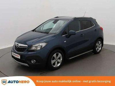 tweedehands Opel Mokka 1.4 T Cosmo 140PK WC37576   Dealer Onderhouden   C