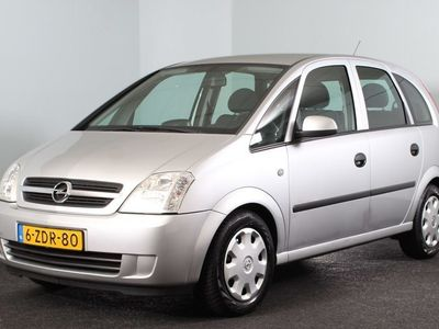 tweedehands Opel Meriva 1.6-16V 100PK Business Semi-Automaat | Trekhaak | Airco |
