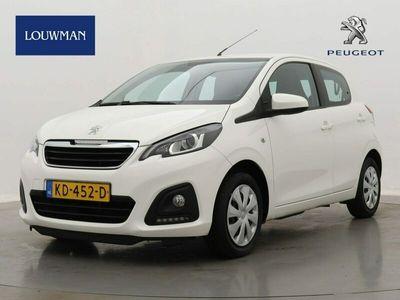 tweedehands Peugeot 108 1.0 e-VTi Active | Airco | Mistlampen | Elektrische Ramen | Bluetooth |