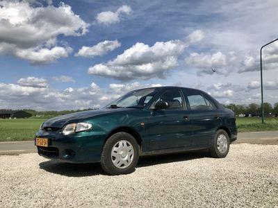 tweedehands Hyundai Excel 1.3i GS, BJ 1998, APK Aug 2021, Nette Auto