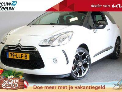 tweedehands Citroën DS3 1.6 VTi So Chic *LEDEREN BEKLEDING*NAVIGATIE*CLIMA