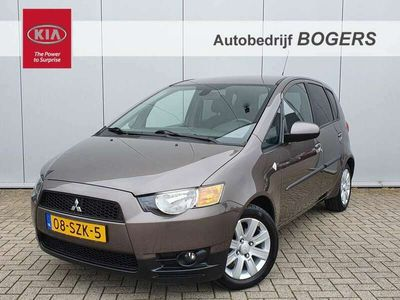 """tweedehands Mitsubishi Colt 1.3 Edition Two 5drs Airco, Cruise Control, 15""""Lm,"""