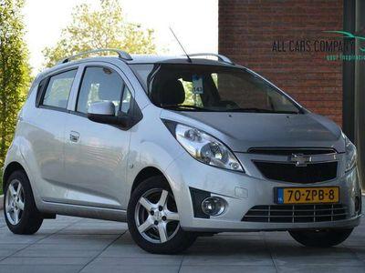 tweedehands Chevrolet Spark 1.0 16V LT Bi-Fuel, Airco, Origineel NL
