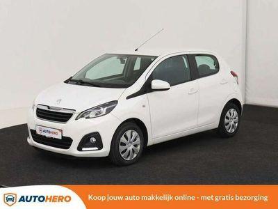tweedehands Peugeot 108 1.0 VTi Active 70PK WJ54062 | 5-deurs | Automaat |