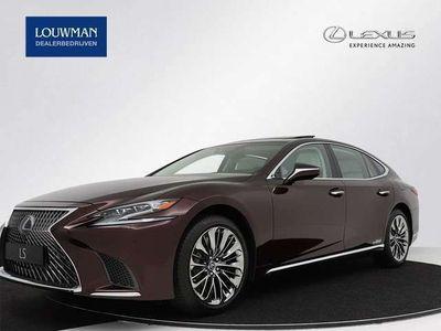 tweedehands Lexus LS500 AWD President Line | NIEUW | FULL-OPTIONS | OTTOMA