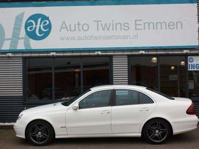 tweedehands Mercedes E500 AVANTGARDE YOUNGTIMER LEKKER VEEL OPTIES