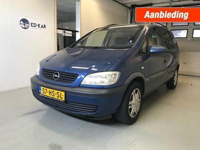 tweedehands Opel Zafira 1.8-16V COMFORT 7 PERS AIRCO