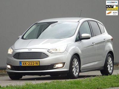 tweedehands Ford C-MAX 1.0 Titanium _@ Navi / Dealer-Oh / 1e Eig!