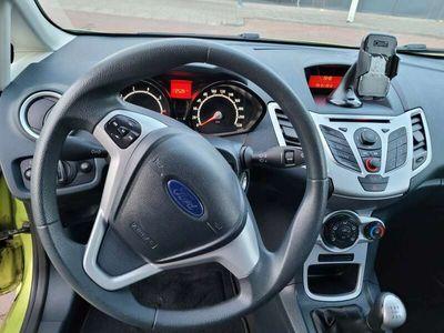 tweedehands Ford Fiesta 1.25 Ghia