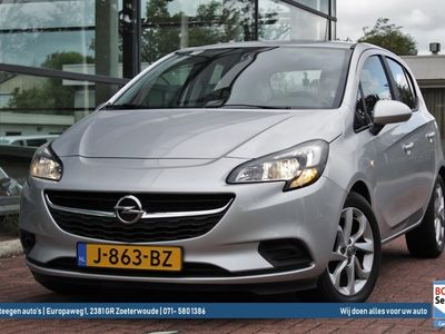 tweedehands Opel Corsa 1.4 90pk 5drs Sport | Bluetooth | Android auto | A