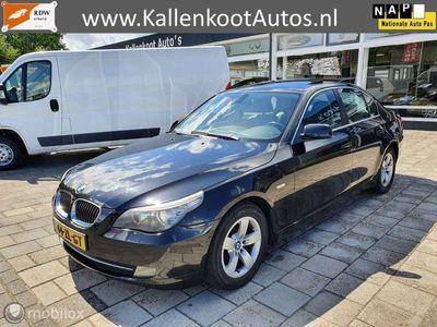 tweedehands BMW 523 523 i High Executive Schuifdak, Leer, Navi, Xenon