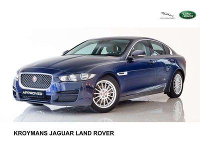 tweedehands Jaguar XE 2.0 D PURE Premium Business Automaat 2 JAAR GARANT