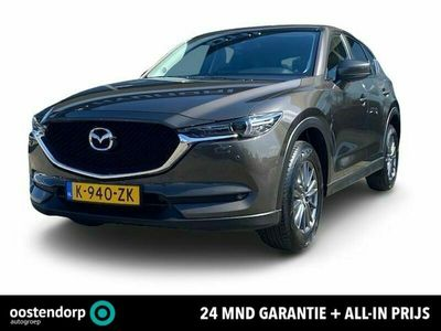 tweedehands Mazda CX-5 2.0 SkyActiv-G 165 TS+ AWD | Showroom geopend | Navigatie| Trekhaak | 24 Mnd garantie| Rijklaar ! |