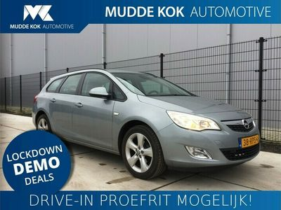 tweedehands Opel Astra Sports Tourer 1.4 Turbo Edition | Navigatie | PDC
