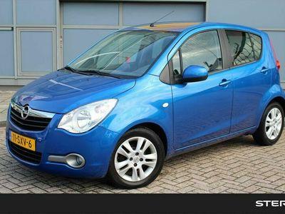 tweedehands Opel Agila 1.0 12V 68 Pk EDITION 15 Inch velgen Airco Electr.spiegels