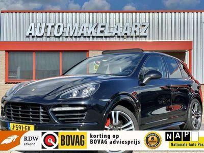 tweedehands Porsche Cayenne 4.8 GTS VOLL ACC PANO 4WD CAMERA LUCHTVERING