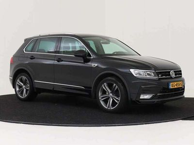 tweedehands VW Tiguan 2.0 TSI 4Motion Highline AUTOMAAT R LINE NAVIGATIE