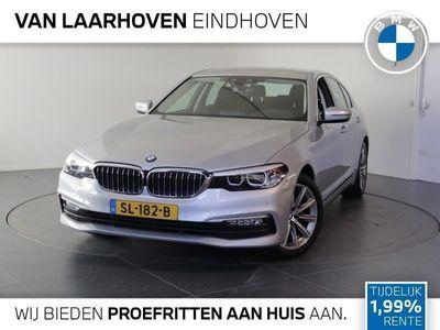 """tweedehands BMW 520 520 i Executive Automaat / 18 """"LM Velgen / Navigati"""