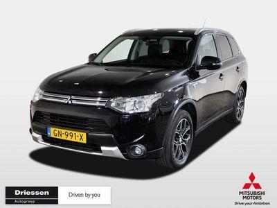 tweedehands Mitsubishi Outlander 2.0 PHEV 4WD CVT 5P (Prijs excl. BTW price excl. VAT)