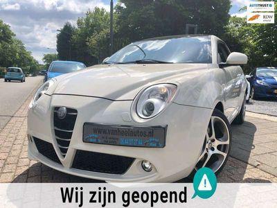 tweedehands Alfa Romeo MiTo 1.4 T Distinctive Clima Elek Pakket Lmv Xenon Nw A