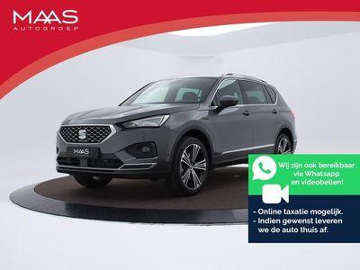 tweedehands Seat Tarraco 2.0 TSI 4DRIVE Xcellence Limited Edition | 20 Inch| Winterpakket | Tech. Pakket DSG | LET OP GRATIS DSG ** Fiscaal 48.579,-**