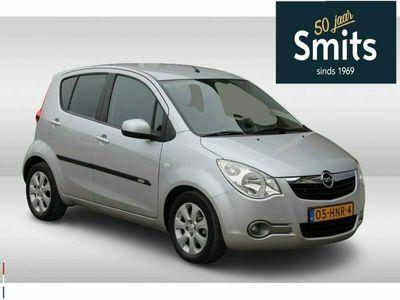 tweedehands Opel Agila 1.2 Enjoy Airco, 71.00 km,