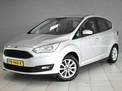 tweedehands Ford C-MAX 1.0 Titanium | Trekhaak | Navigatie | PDC | Bluetooth | Cruise | Stoel/Stuur Verw. | Dealer onderhouden |