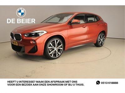 tweedehands BMW X2 SDrive 2.0I M-sportpakket / LED / Navigatie / Keyl