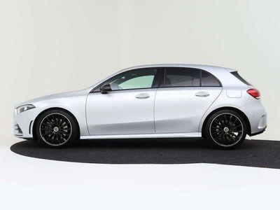 tweedehands Mercedes A250 AMG-Line Automaat Premium Burmester..
